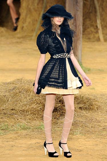 Chanel Colección Primavera-Verano 2010