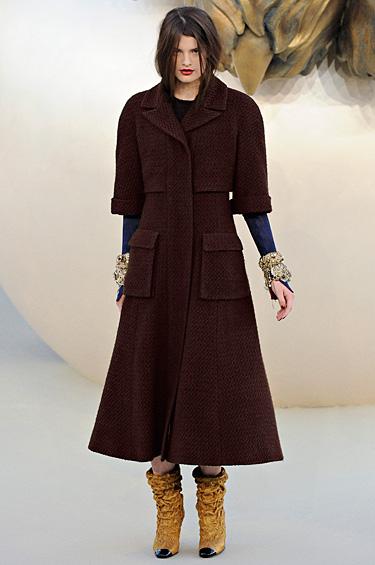 Chanel Haute Couture Invierno-Otoño 2010/2011