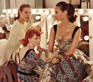 Campaña Louis Vuitton otoño/invierno 2010-2011