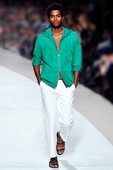 Hermès colección Ready to Wear Hombre 2011