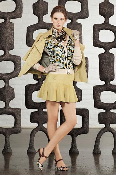 """La colección Crucero de Louis Vuitton """"Chic Lolita"""" 2011"""