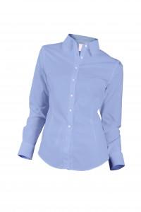 Camisa non-iron para mamá
