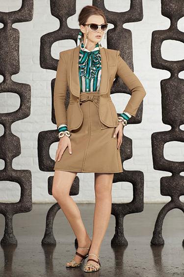 """Louis Vuitton, colección Crucero 2011: """"chic lolita"""""""