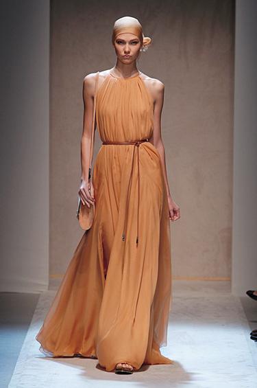 Salvatore Ferragamo, colección dama primavera-verano 2011