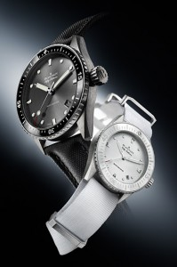 Blancpain-relojes Fifty Fathoms Bathyscaphe