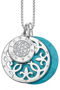 Thomas Sabo-Golden Silver