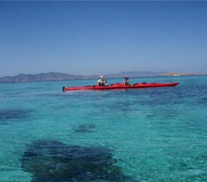 Quintessentially: Komodo Kayaker