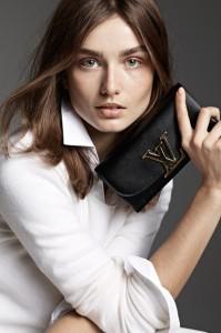 Louis Vuitton-monedero Vivienne