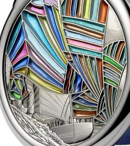 Hermès-reloj Arceau Pocket Voilier
