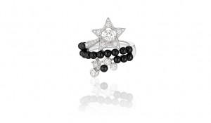 El cometa, símbolo de la colección única de joyería fina Chanel