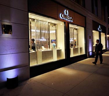 Omega 1 - Tienda nueva en Chicago