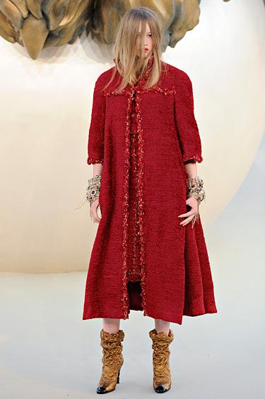 Chanel 1 - Colección Alta Costura Otoño/Invierno 2010/2011