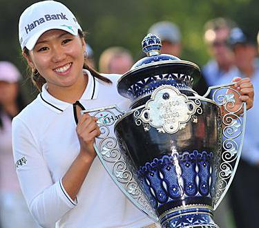 Lorena Ochoa Invitational 1 - sudcoreana In-Kyung Kim se adjudicó el título de ganadora