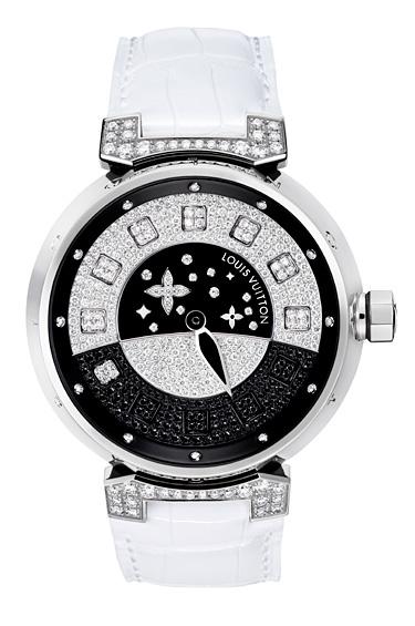 Louis Vuitton 2 - Tambour Spin Time, Una nueva forma de leer la hora