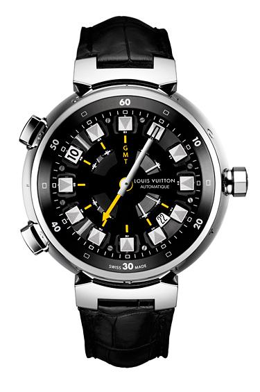 Louis Vuitton 1 - Tambour Spin Time, Una nueva forma de leer la hora