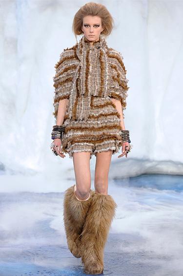 Chanel 1 - Colección Prêt-à-porter Otoño/Invierno 2010/2011