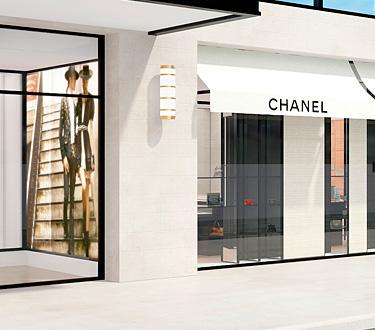 Chanel 1 - Nueva boutique en Saks Fifth Avenue, México