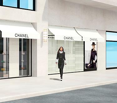 Chanel 2 - Nueva boutique en Saks Fifth Avenue, México