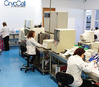 Cryo Cell 1