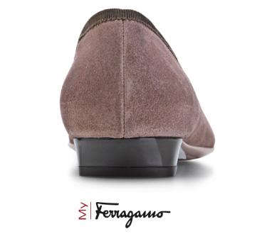 Salvatore Ferragamo 1 - Colección Dama Otoño-Invierno 2010-2011