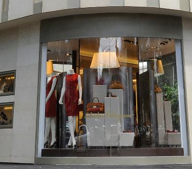 Salvatore Ferragamo 2 - Destinos, Boutique insignia de Salvatore Ferragamo