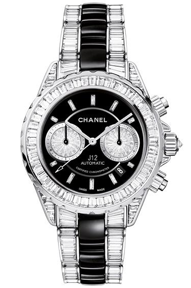Chanel 1 - CHANEL en BASELWORLD 2011