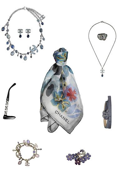 Chanel 1 - Celebra la Navidad con un juego de contrastes tan rico como elegante.