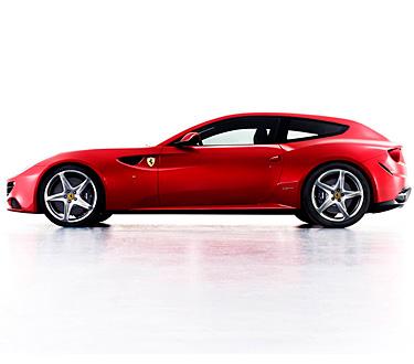Ferrari 1 - El sucesor del 612 Scaglietti, el Ferrari FF