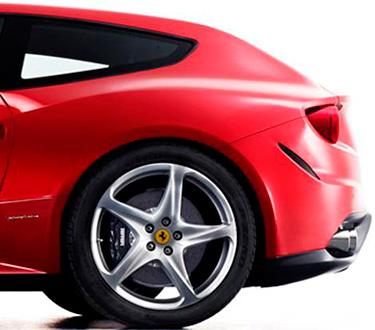 Ferrari 2 - El sucesor del 612 Scaglietti, el Ferrari FF