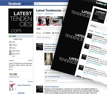 Latest Tendencies 1 - Lo mejor de lo mejor en moda, lujo y estilo para hombres y mujeres - Julio 2011