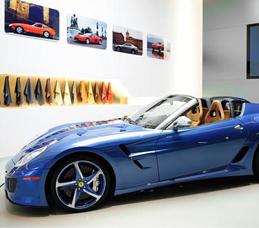 Ferrari 1 - Ferrari Superamerica 45, un 599 GTB muy especial, el Ferrari FF