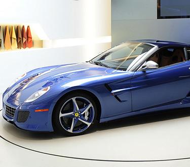 Ferrari 2 - Ferrari Superamerica 45, un 599 GTB muy especial, el Ferrari FF