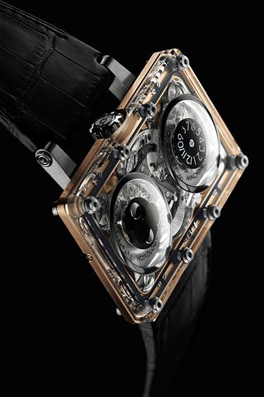 MB&F 1 - Alta relojería con el HM2