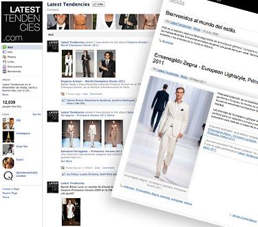 Latest Tendencies 2 - Lo último en moda para hombre y mujer - Junio 2011