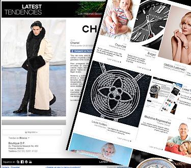 Latest Tendencies 1 - La comunidad que conoce las mejores marcas en el mundo - Marzo 2011