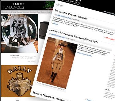 Latest Tendencies 2 - La comunidad que conoce las mejores marcas en el mundo - Marzo 2011