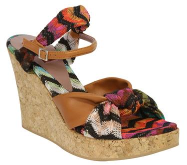 Gran Vía 1 - Missoni, sofisticado calzado italiano