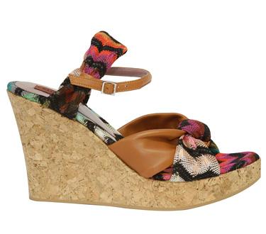 Gran Vía 2 - Missoni, sofisticado calzado italiano