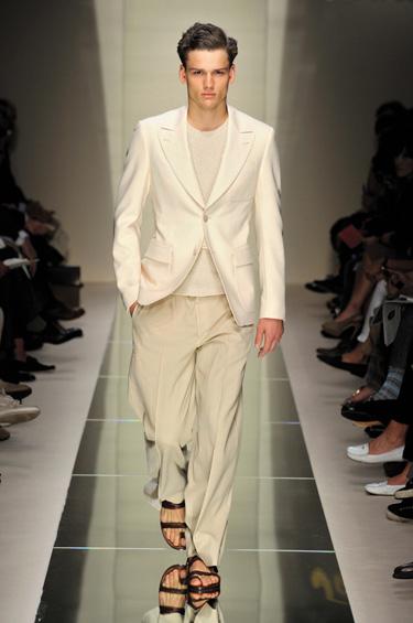 Salvatore Ferragamo 1 - Colección de damas Primavera-Verano 2011