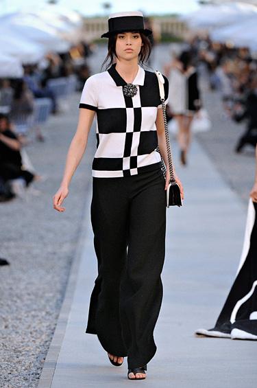 Chanel 1 - Colección Crucero 2011-2012