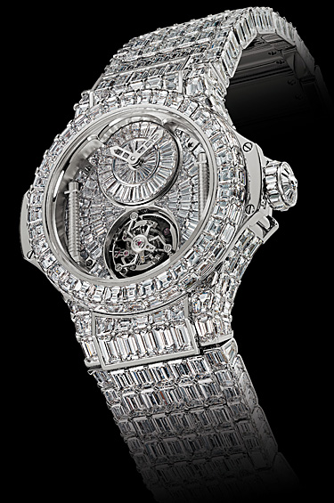 Hublot 1 - 2 million € BB