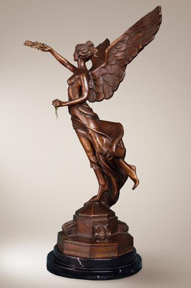 Quintessentially 1 - Obra de edición limitada del famoso escultor de la danza, Javier Villarreal