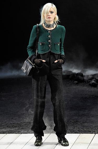 Chanel 1 - Colección Ready to Wear OI 2011-12