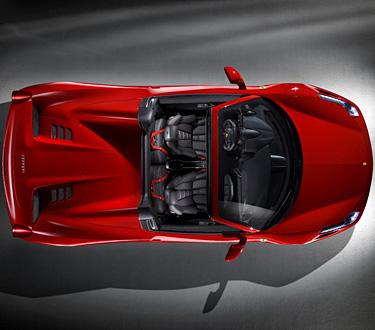 Ferrari 1 - El nuevo Ferrari 458 Spider, el Ferrari FF