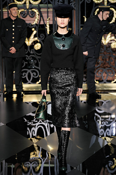 Louis Vuitton 1 - Ready to Wear Otoño-Invierno 2011-2012