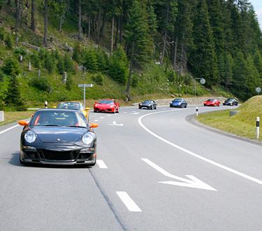 Quintessentially 1 - Viajando por Italia en un Ferrari