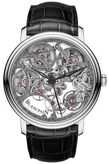 Blancpain 1 - Un homenaje a un extenso linaje de aventureros de la Alta Relojería