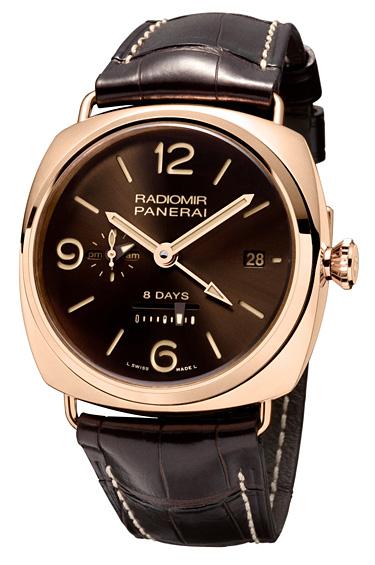 Panerai 1 - Una perfecta combinación de la elegancia con la sofisticación