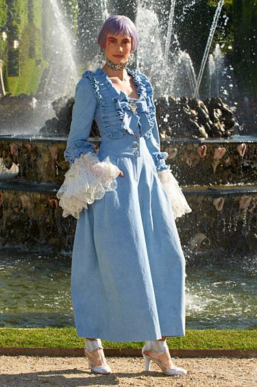 Chanel 1 - Descubre la colección Cruise 2012-13 inspirada en el siglo XVIII