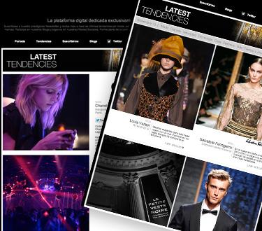 Latest Tendencies 1 - Lo mejor de lo mejor en moda, calzado y más para la temporada de otoño-invierno 2012 - Diciembre 2012